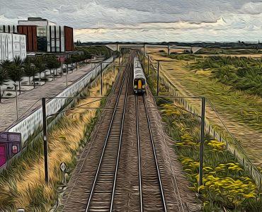 Cambridge South station